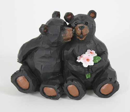 WHIMSICAL LOOKING  BEAR