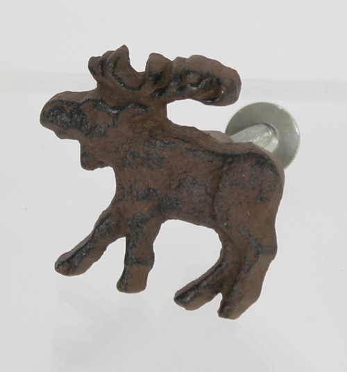 52407 C.I. Moose Drawer Pull