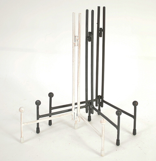31521 Large Mtl Plate Stands